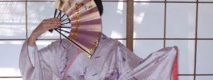 日本舞踊体験 美寿々会