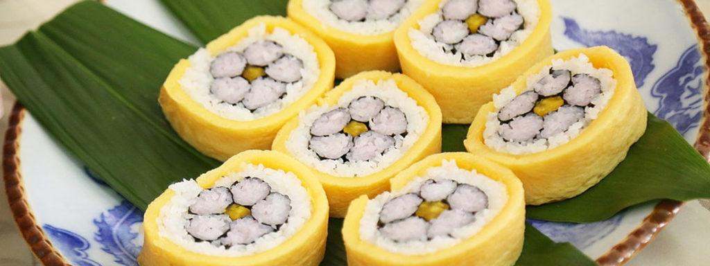 太巻き寿司づくり体験